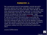 forestry 3