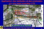 application des m thodes et des protocoles sur une zone incendi e 1 5