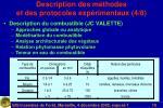 description des m thodes et des protocoles exp rimentaux 4 8