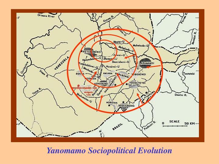 Yanomamo Sociopolitical Evolution
