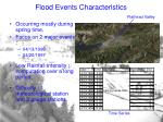 flood events characteristics6