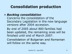 consolidation production8
