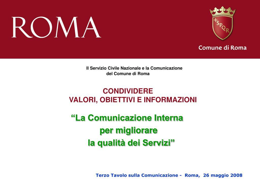 la comunicazione interna per migliorare la qualit dei servizi l.