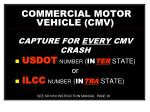commercial motor vehicle cmv