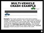 multi vehicle crash example47