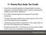 11 puerto rico solar tax credit