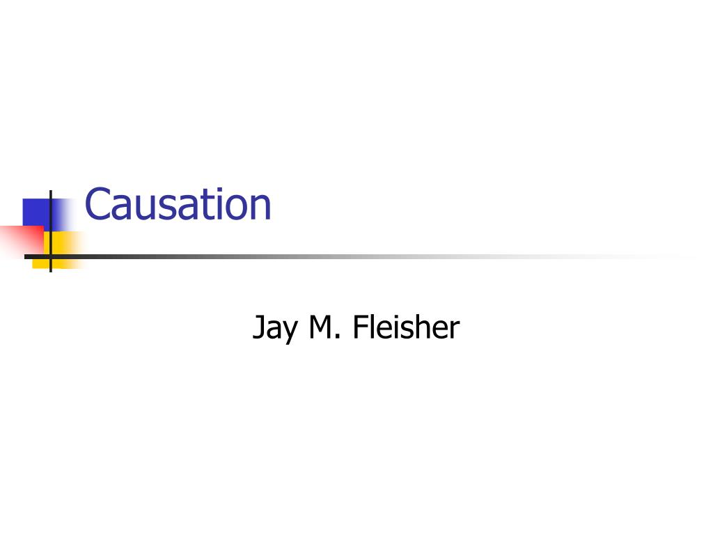 causation l.
