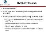 hvtn art program