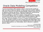 oracle data modeling competition7