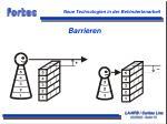 barrieren