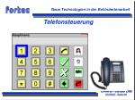 telefonsteuerung