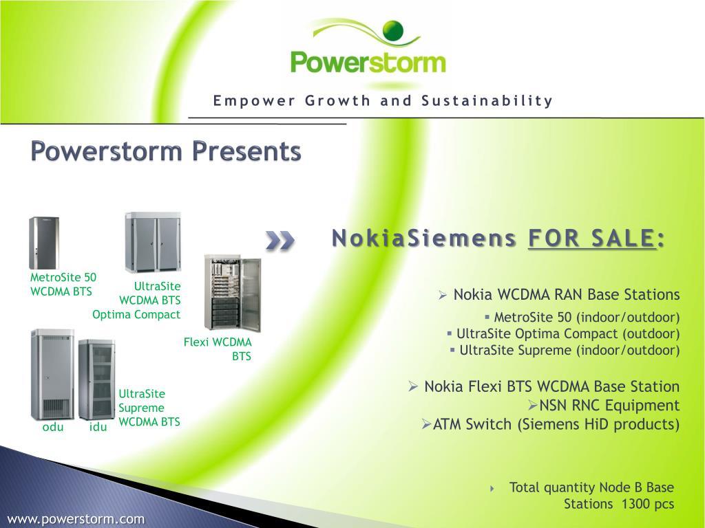 powerstorm presents l.