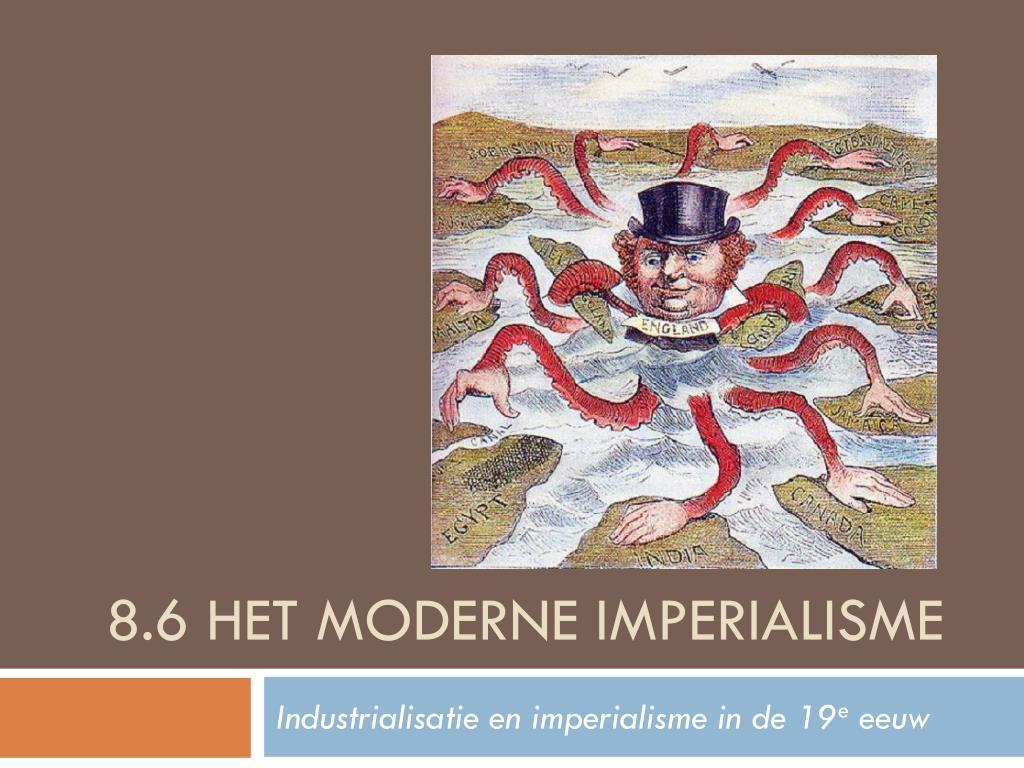 8 6 het moderne imperialisme l.