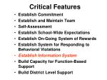critical features88