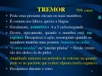 tremor 70 casos