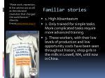 familiar stories