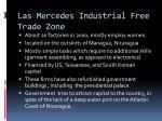 las mercedes industrial free trade zone