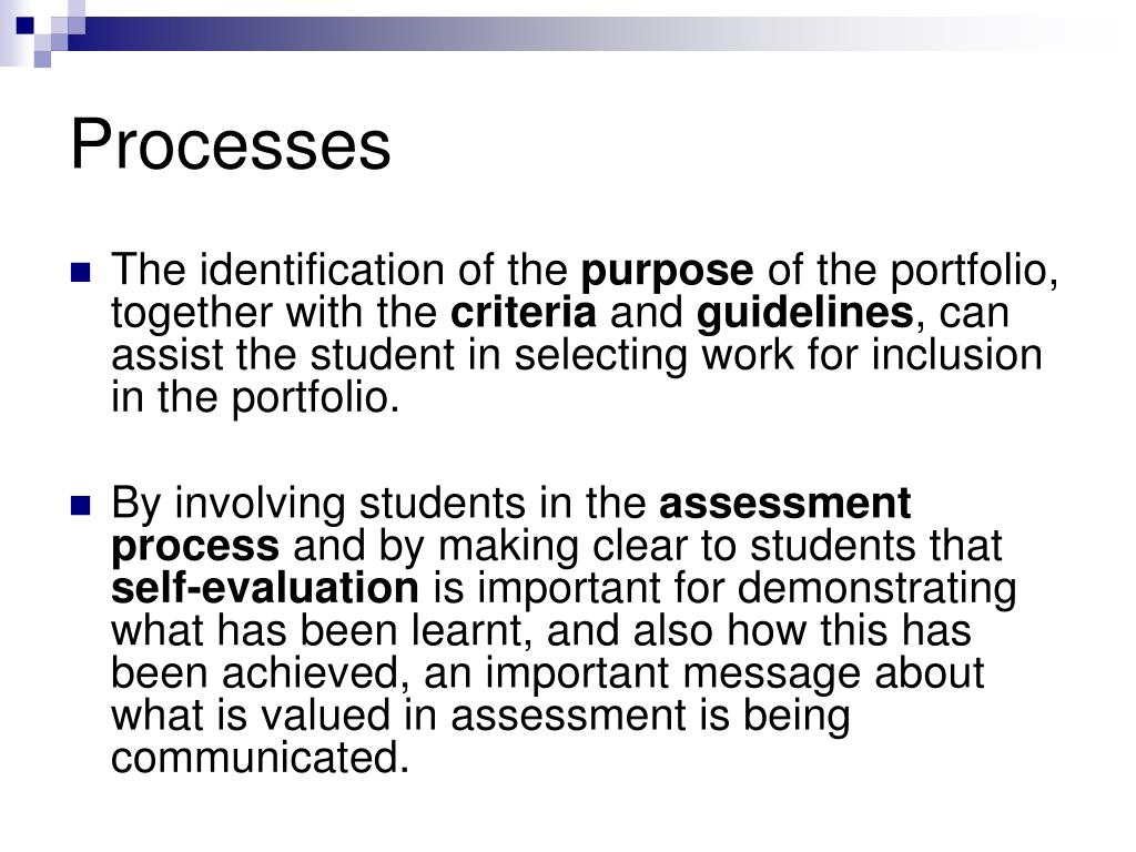PPT - Portfolio Use for Learning and Assessment Dr Val Klenowski