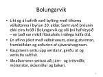 bolungarv k13