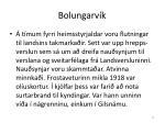 bolungarv k22
