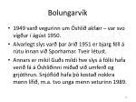 bolungarv k28
