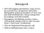 bolungarv k29