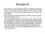 bolungarv k31