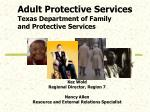 adult protective services texas department of family and protective services