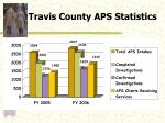 travis county aps statistics