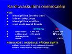 kardiovaskul rn onemocn n