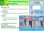 energy awareness program