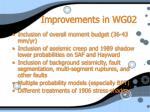 improvements in wg02