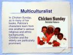 multiculturalist