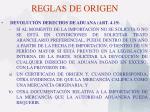 reglas de origen49
