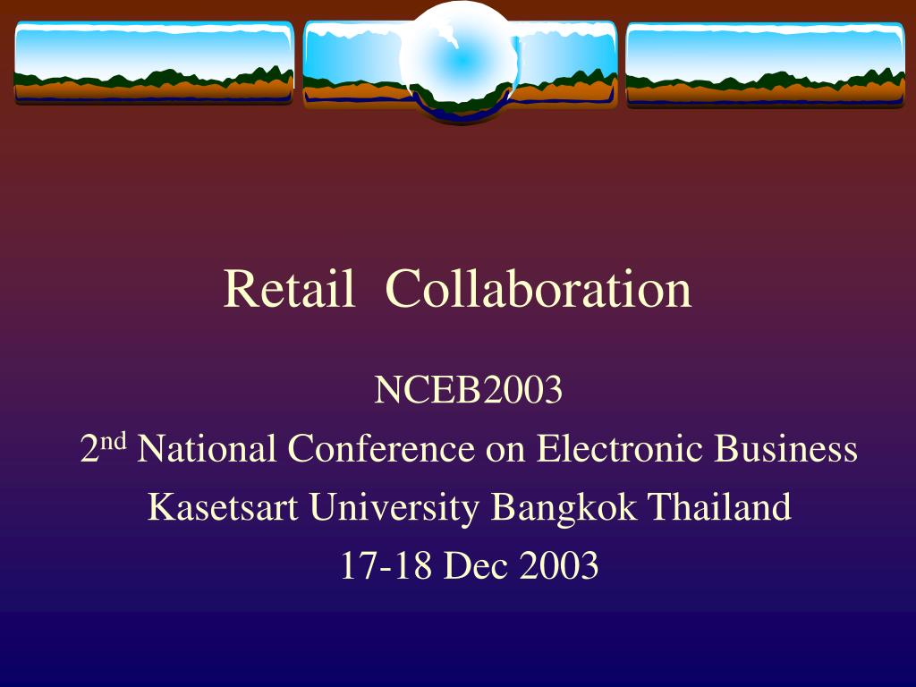 retail collaboration l.