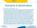 standards specifications16
