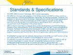 standards specifications19