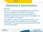 standards specifications20