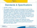 standards specifications23