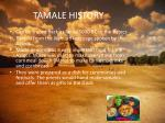 tamale history