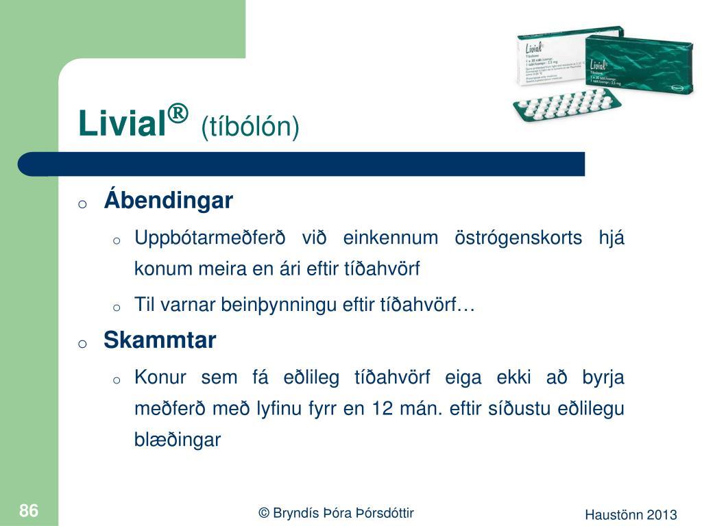 Livial