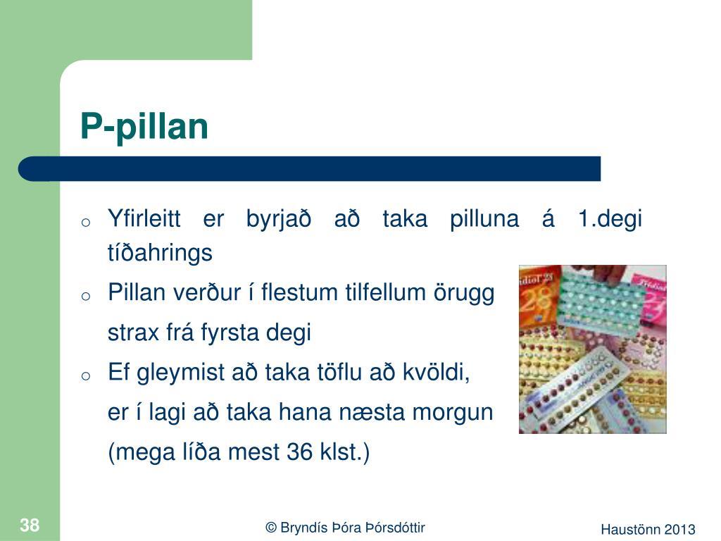 P-pillan
