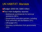 un habitat mandate3