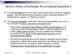 jevons s theory of exchange the conceptual apparatus 3