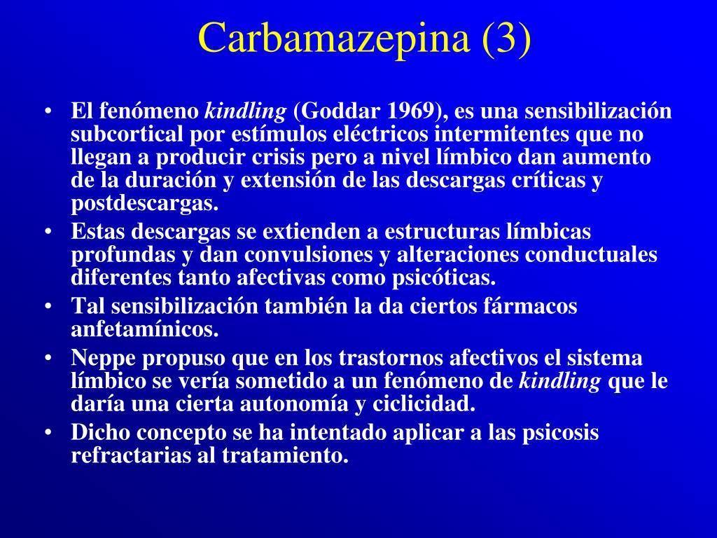 Carbamazepina (3)