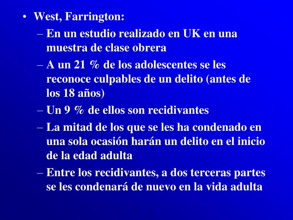 West, Farrington: