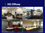 hq offices