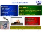ir seekers sensors