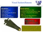 visual seekers sensors
