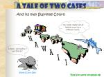 a tale of two cases26
